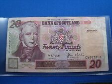 BANK OF SCOTLAND - L20 NOTE -  AU         (cn)