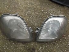 vauxhall movano headlights (other parts available)