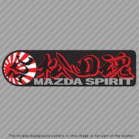 YAMAHA SPIRIT Japanese Kanji Vinyl Decal Sticker YZF V-Star V-Max FZ YZ P033