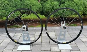 new Cannondale 30th anniversary wheelset for Lefty fork