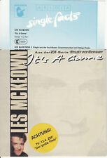 LES McKEOWN It´s a Game (Rivalen der Rennbahn) 1989 * TOP SINGLE (M-:) mit INFO
