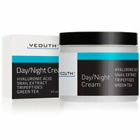 Yeouth - Day/Night Moisturizer With Snail Extract, Hyaluronic Acid, Green Tea...