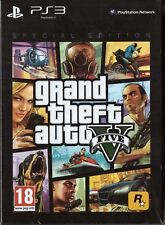 Grand Theft Auto V Special Edition Sony Playstation 3 PS3 Game (New & Sealed)