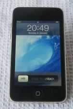I Pod Touch 2nd Generation 8gb Black Good Working Order