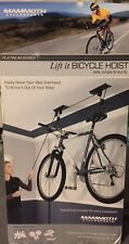 Mammoth Cycle Sports Lift It Bicycle Hoist Platinum Series