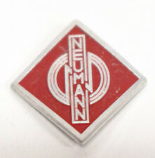 Genuin Neumann Replacement Red Badge for TLM 50 TLM 193 Microphone