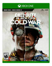 Call of Duty: Black Ops Cold War COD BO USED SEALED (Xbox One / Series X)
