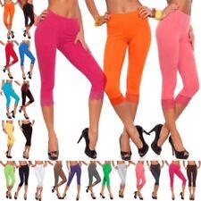 Unbranded Elastane, Spandex Capri, Cropped Trousers for Women