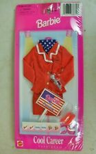 """Mattel Cool Career """"Barbie for President"""" & Sparkle n Shine Pageant Fashions Set"""