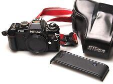 Nikon F-301 + MF-19 Date Back