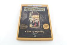 Dungeons and Dragons D&D Forgotten Realms Cities Of Mystery Missing Buildings