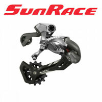 10/11/12 Speed Rear Clutched Derailleur MX60 SunRace Medium Cage RDMX60 Charity!