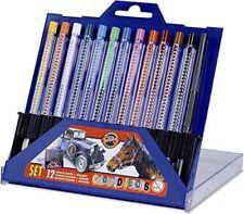 Koh-I-Noor 4012 Mechanical Coloured Pencils Set of 12