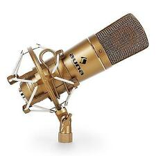 Auna Cm600 Studio Pro DJ Microphone With Spider Mount USB Plug & Play PC Mic