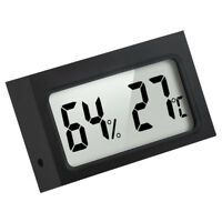 Mini Indoor Digital Temperature Humidity Monitor Thermometer Hygrometer J1Q X2W0