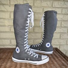 Converse Chuck Taylor All Star Women's 10.5 Men's 8.5 Lace Up Tall Sneaker Boots