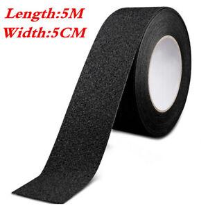 5M PEVA Protector Sill Scuff Car Door Plate Sticker Bumper Anti-Scratch Strip