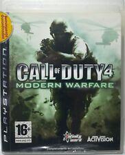 Call Of Duty Modern Warfare 4. Ps3. Fisico. Pal Es