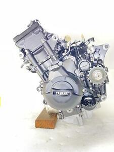 17 YAMAHA YZF R6 ENGINE MOTOR RUNNING STRONG 7K MILES BN6-15100-09-00