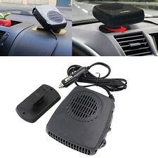 2in1 200W 12V Car Auto Heater Cooler Dryer Demister & Defroster Hot&Cool Fan Van