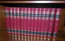 Enciclopedia UNIVERSO De agostini - 14 volumi molto ben mantenuta : anno 1974 ++