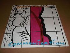 """SPANDAU BALLET """" COMMUNICATION """" 7"""" SINGLE PIC SLEEVE 1983 EXCELLENT"""