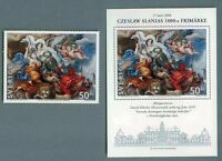 Czeslaw Slania`s 1000th Sweden 2000 MNH stamp S/S Scott #2374 C/V $40.00