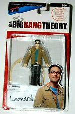 The Big Bang Theory Leonard 3 3/4 Inch Action Figure NEW  FREE S/H