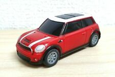 DyDo BMW MINI COOPER S RED Pullback Car Toy Model Approx 1/64