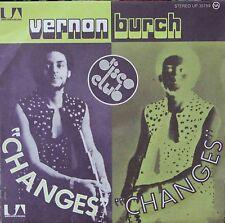 """Vinyle 45T Vernon Burch """"Change"""""""