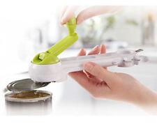 6 VIE da cucina Opener lattine barattoli Sigilli bottiglie Anello Pull a vite superiore GADGET Utensile Da