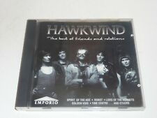 hawkwind - the best of friends & relations