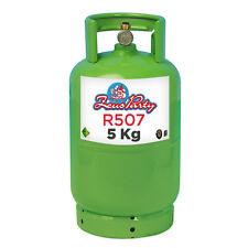 BOMBOLA GAS REFRIGERANTE R507C 5KG RICARICA CONDIZIONATORE