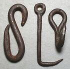 3 Civil War Relic Blacksmith Made Artillery/horse Hooks Found  Central Virginia
