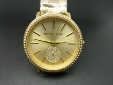 New Old Stock MICHAEL KORS Jaryn MK3894 Gold Plated Quartz Women Watch