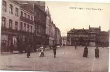 CPA  Saint-Omer - Place Victor-Hugo Ternant, á lá Civelte St-Omer   (172552)