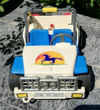 Playmobile voiture Jeep 1988