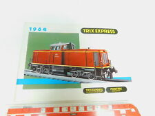 bm647-0,5 # Trix Express/International/Minitrix catálogo Edición 1964 ,MUY BUEN