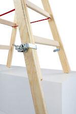 Fußverlängerung L1,50m VB0,70m f. Holz Stehleiter Holm 52-80x10-40 Hymer 0079640