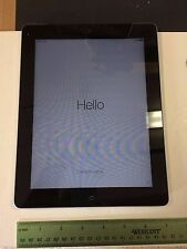 Mac Apple iPad 2 32GB, Wi-Fi 3G (Unlocked), 9.7in Black SUPER CONDITION tablet !