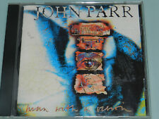 John Parr - Man with a vision - RARE '92 OOP cd John Waite Stan Bush