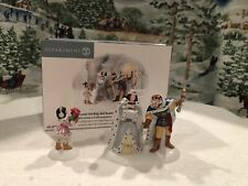 "Dept. 56 - Heritage Village - ""Crystal Ice King and Queen"" #58976 Limited Ed"