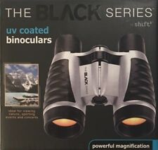 The Black Series By Shift 3 UV Coated Mini Binoculars Powerful Magnification NEW