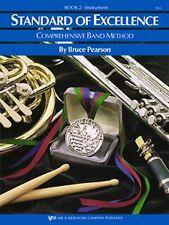 KJOS W22TB Standard of Excellence bk 2 - Trombone