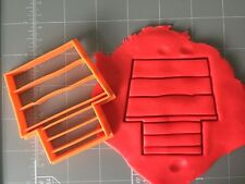 Snoopy Inspired House Cookie Cutter