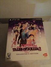 Tales Of Xilla Collectors Edition Many Sealed Items
