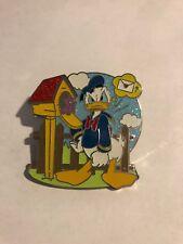 Donald & Daisy Valentines Card Set (Donald Only) Disney Pin