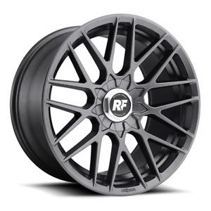 """19"""" Rotiform RSE Alloy Wheels Grey 5x112 fits Audi A3  8P   8V   8Y"""