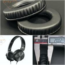 Thick Soft Leather Ear Pads Foam Cushion EarMuff For Philips SHL3160 Headphone