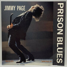 Prison Blues by Jimmy Page CD Promo Single 1988 Geffen Records Led Zeppelin